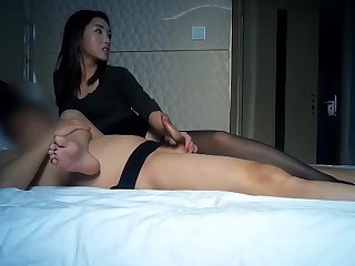 Thai doll knows in all events to keep a fellow to the greatest with her mild lips and move in reverse puss
