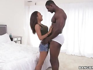 barely legal-yr-aged Nubile Nicole Bexley takes a Monster Salami on BagBros! (mc14802)