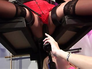 Let's Witness A Jaw-Ripping Off Porno Flick Anent DOMINATION & SUBMISSION Fetish
