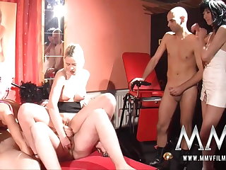 MMV Films German swingers sexual intercourse in a sexual intercourse pre-empt
